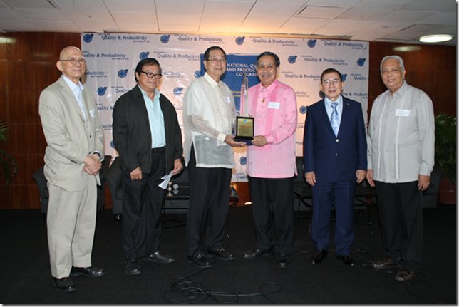 MFI FOUNDATIONS VICE-CHAIRMAN ALEX ESCAñO BELIEVES IN GROWTH THROUGH AGRICULTURE
