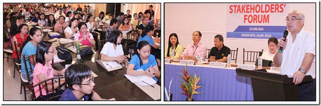 SSS meets with stakeholders in Aklan