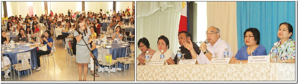 SSS holds talk with stakeholders in South Luzon